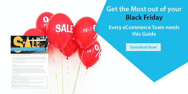 eCommerce Guide: Get the most out of your Black Friday & Cyber Monday