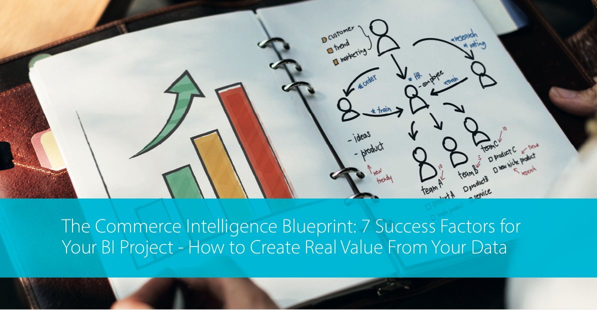 New WhitePaper: The Commerce Intelligence Blueprint. How to Create Real Value From Your Data