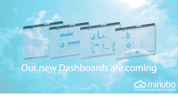 Release! The Compelling New minubo Dashboarding Tool has Flexibility and Great Features