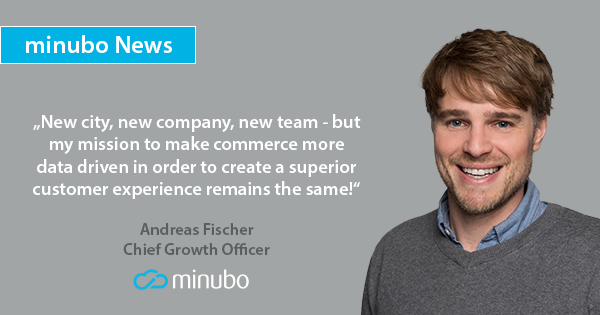 Modomoto Founder Andreas Fischer Joins Business Intelligence Provider minubo