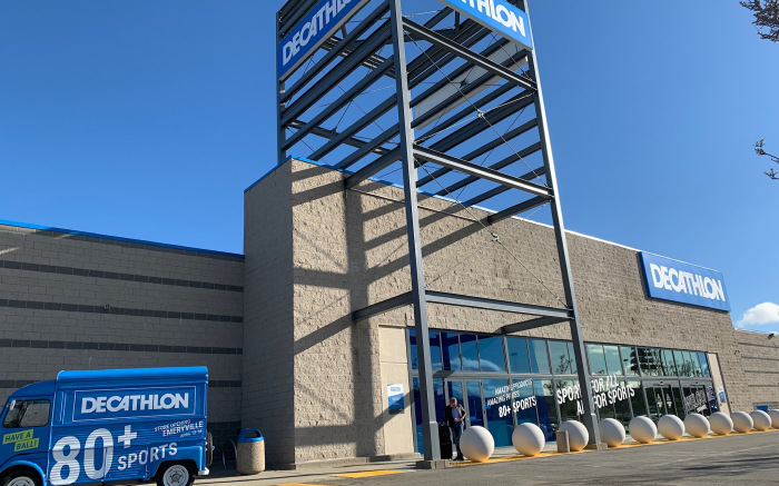 Decathlon Opens U.S. Superstore - Omni-channel Powered by NewStore and minubo