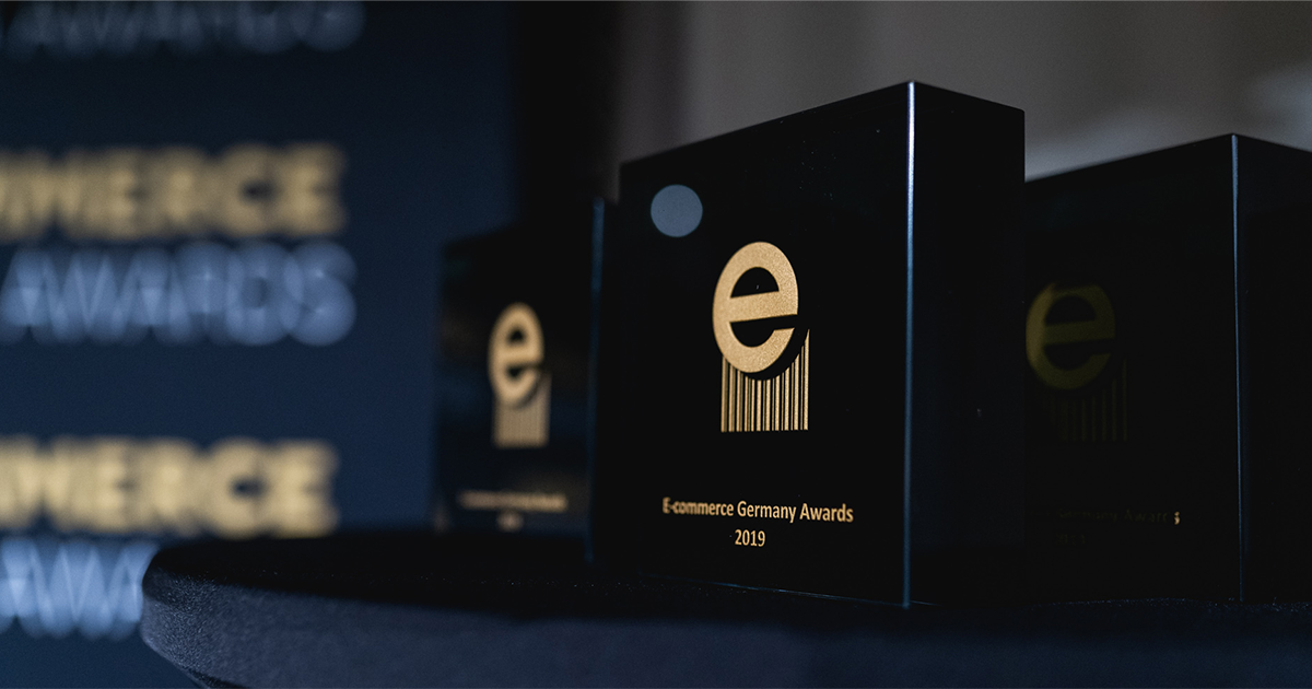 minubo amongst Top10 in e-Commerce Awards Germany